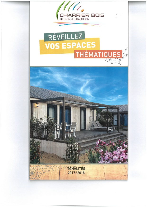 Catalogue HPA / Campings Charrier Bois : Agencement camping et aménagement urbain
